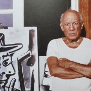Picasso. Mosqueteros