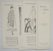 Spring Styles 1926. Abercrombie & Fitch Co. The Greatest Sporting Goods Store in the World