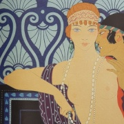 George Barbier. The birth of Art Deco
