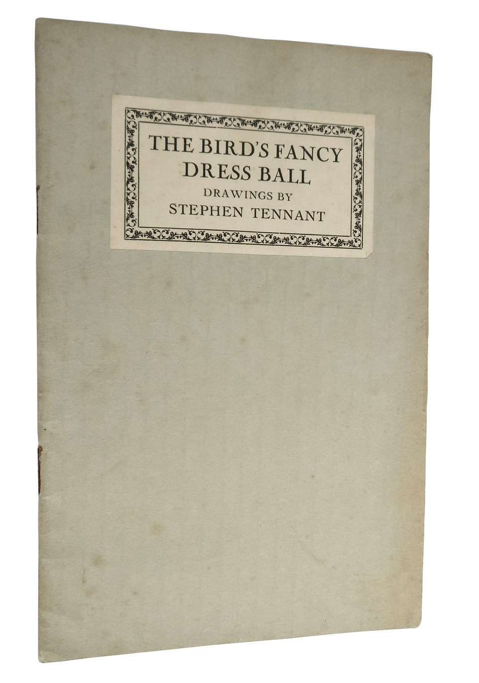 The Bird's Fancy Dress Ball