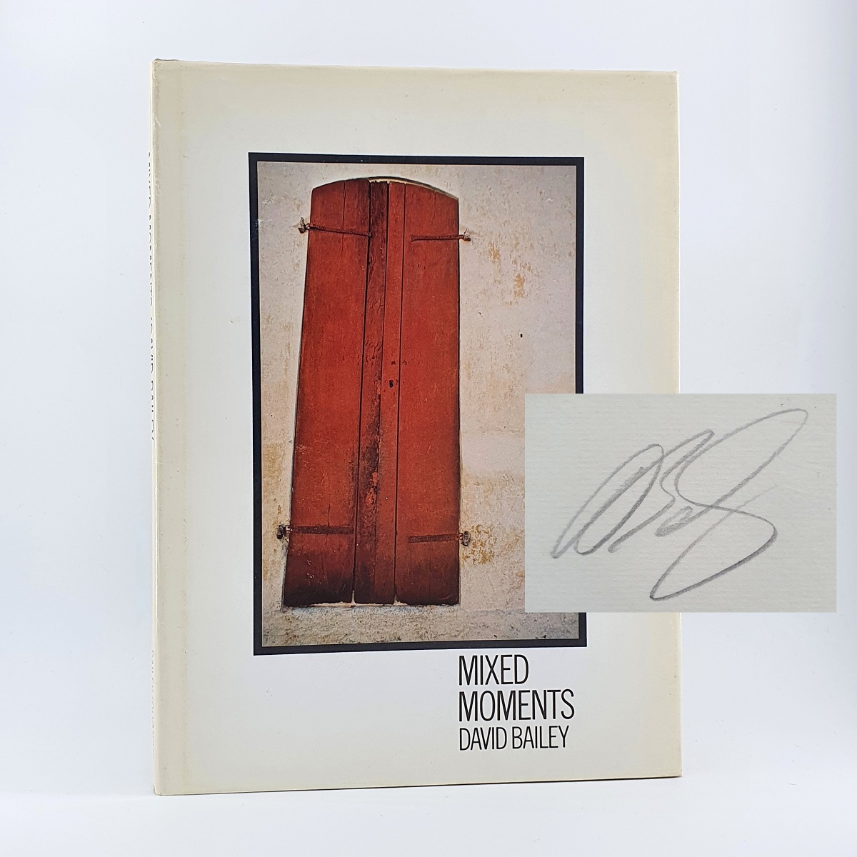 Mixed Moments [SIGNED]
