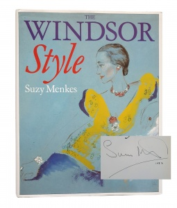 The Windsor Style [SIGNED]