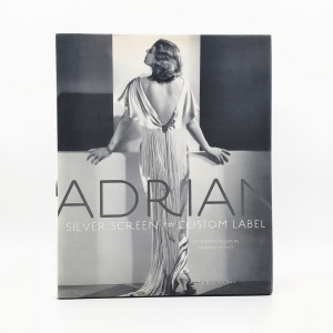 Adrian. Silver Screen to Custom Label